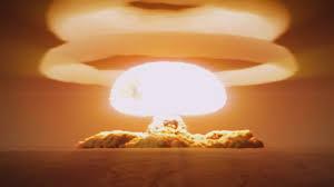Atomic Bomb Light Fixture
