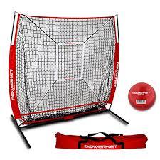 Write a review PowerNet 5x5 Baseball Softball Practice Net - $59.99