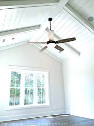 ceiling fans for high sloped ceilings ceiling fan for slanted ceiling installation for sloped ceilings in