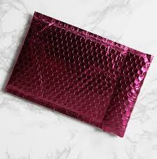 each month you get full size or deluxe sized s plus a cute makeup bag i think it s one of the best value beauty subscriptions