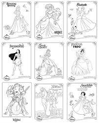 Small Picture A Dream Come True Disney Princess Party Free printable Princess