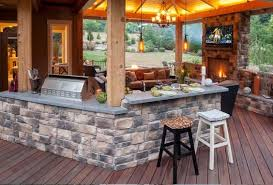 Outside Kitchen Ideas 3