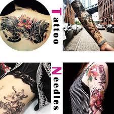 10 шт 5rl круглые премиального качества татуировки одноразовые иглы стерильные