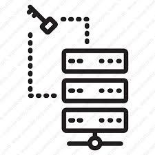 Download Data Access Icon Inventicons