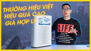 Góc nhà #3] Trải nghiệm thử máy lọc không khí thương hiệu Việt Nam - Karofi  KAP-E114 - YouTube