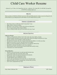 Cv For Care Assistant Child Care Worker Resume Care Assistant Cv Template Job Inspiration