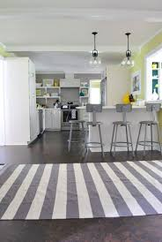 and now for a kitchen rug fashion show