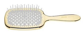 <b>Janeke</b> 1830 Clear Acrylic <b>Hair Brush</b> SP22G TRA - Buy Online in ...