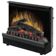 com dimplex dfi2310 electric fireplace deluxe 23 inch insert black home kitchen