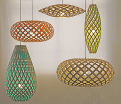 nature inspired lighting. David Trubridge Nature Inspired Lighting, Made Of Sustainable Bamboo. Lighting