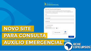 Site DATAPREV: como saber se receberei o auxilio emergencial 2021