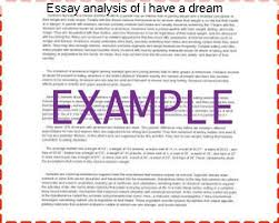 essay analysis of i have a dream research paper writing service essay analysis of i have a dream