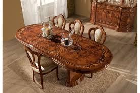 Esstisch Rosa In Walnuss Luxus Esszimmer Tisch Ausziehbar Für Bis Zu 8 Personen