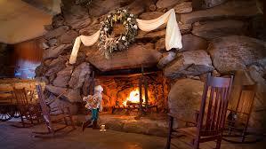 Christmas Dining  Asheville NC │ The Omni Grove Park InnGrove Park Inn Fireplace
