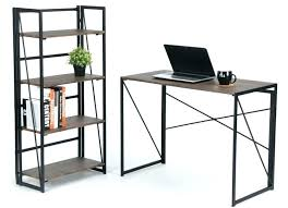 table desk folding wooden study laptop computer ikea fold up chair
