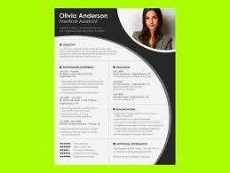 Creative Resume Templates For Microsoft Word Delectable Free Creative Resume Templates Microsoft Word Free Modern Cv Free