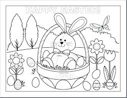 Bunny Rabbit Face Coloring Pages Elegant New Easter Bunny With