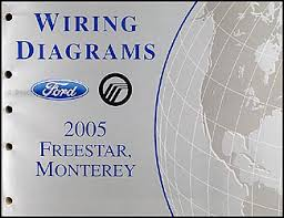 2004 ford star wiring diagram 2004 image 2005 ford star mercury monterey wiring diagram manual original on 2004 ford star wiring diagram