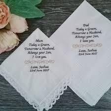 82 best bridal bling hankies images on pinterest handkerchiefs Wedding Gifts For Bride And Groom Australia gift for parents; wedding gift idea; embroidered hankie; personalised wedding handkerchiefs; wedding personalised wedding gifts for bride and groom australia