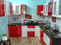 Kitchen Cabinets Pune Fantastic Kitchen Cabinet Layout Ideas Orangearts Simple Red And