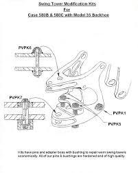 similiar case 580b backhoe parts list keywords aftermarket case backhoe crawler loader dozer tractor case 580b