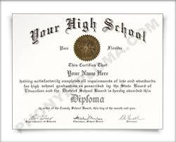 fake florida high school diploma and transcripts com fake florida high school diploma hs fl