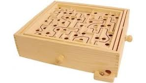 Wooden Marble Maze Game Marble Maze Game 2