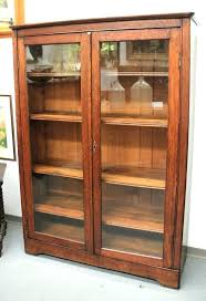 bookcase with glass doors white bookcase with glass doors and drawers white bookcase glass doors white bookcase with glass doors