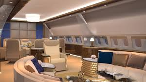 VIP aircraft design; Aircraft Interior Design ...