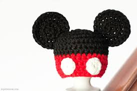 Mickey Mouse Crochet Pattern Free Simple Decorating Ideas