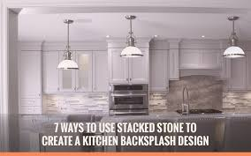 stacked stone backsplash header