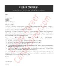 Engineering Cover Letter Sample Pdf Adriangatton Com
