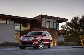new car model year release datesGMC Acadia Gets Minor Updates For 2018 Model Year  autoevolution