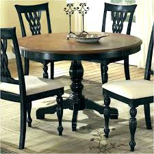 round dining table pedestal set inch 42 kitchen and chairs safari