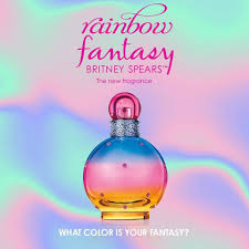 Introducing <b>Rainbow fantasy</b> BRITNEY... - <b>Britney Spears</b> ...