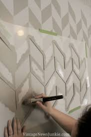 Wall Painting Design Best 25 Wall Paint Patterns Ideas That You Will Like On Pinterest