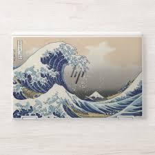 Kanagawa Hokusai HP Laptop Skin ...