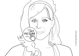 Katy Perry Coloring Pages For Kids Printable Free Coloring Books