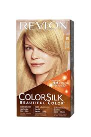 Revlon Colorsilk Haircolor Light Blonde 1
