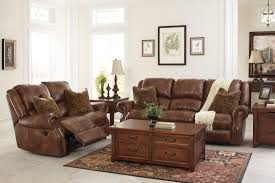 Reclining Living Room Furniture Sets Walworth Auburn Power Reclining Living Room Set From Ashley
