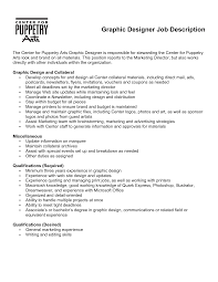 Graphic designer resumes for a job resume of your resume