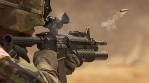 Soldier With Rifle HD Indian Army ...