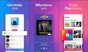En iyi Android Müzik Uygulamaları