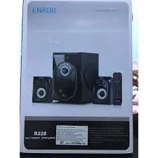 Loa Vi Tính Bluetooth ENKOR R228 Chính Hãng LIKENEW giá rẻ 385.000₫