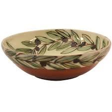 Gold Decorative Bowl Rustic Decorative Bowl Copper Gold By Leonardo At Dotmaison