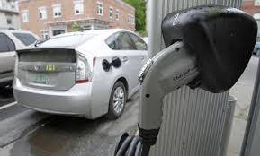 A Claim That Electric Cars Aren\u0027t Green Fuels Firestorm | Here \u0026 Now