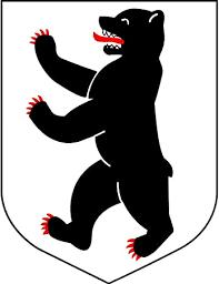 Michael & Rene Pflüger Barmstedt 8 x 6 cm - Wappen Kontur geschnitten -  Autoaufkleber Berlin Berliner Bär Sticker Aufkleber fürs Auto Motorrad  Handy Laptop: Amazon.de: Auto