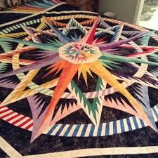 29 best CI ~ Josephine Keasler images on Pinterest | Paper piecing ... & Mariner's Compass, Quiltworx.com, Made by CI Josephine Keasler Adamdwight.com