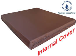 foam pad. Fine Foam Internal Replacement Cover For Memory Foam Pad Bed On V