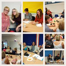 """Becky Sims on Twitter: """"Attachment play strategies with Dr Coral Harper  @EASEquity @TISUK_… """""""